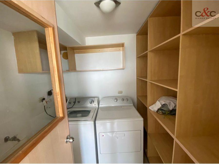 apartamento en renta condado la villa zona 14