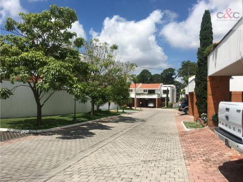 casa en venta matilisguate zona 16