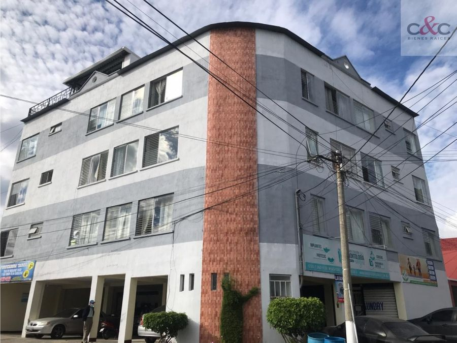 apartamento en venta san cristobal sector b 1