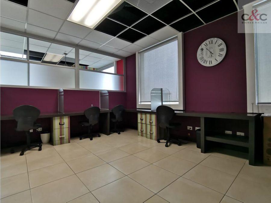 oficina en renta zona pradera zona 10