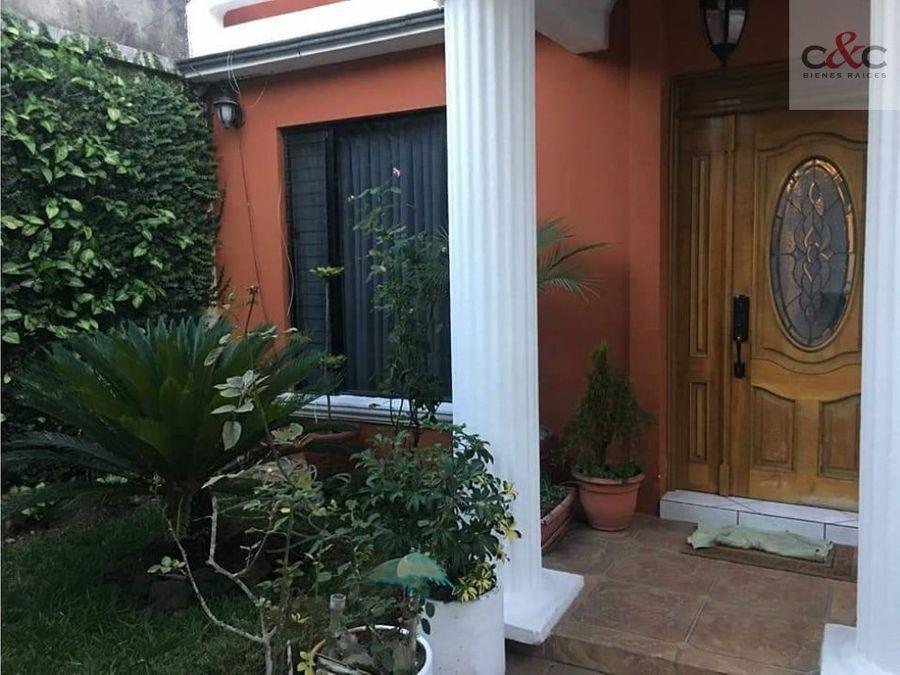casa en venta bosques de san nicolas