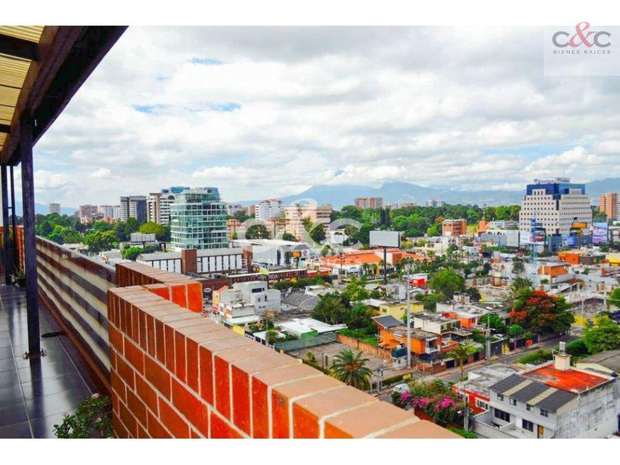 apartamento en venta edificio torre del valle zona 10
