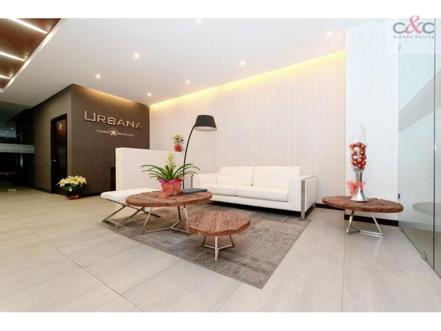 apartamento en renta urbana zona 10