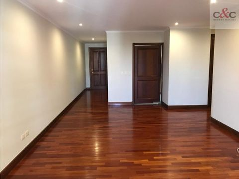 apartamento en renta altos de santa clara zona 10