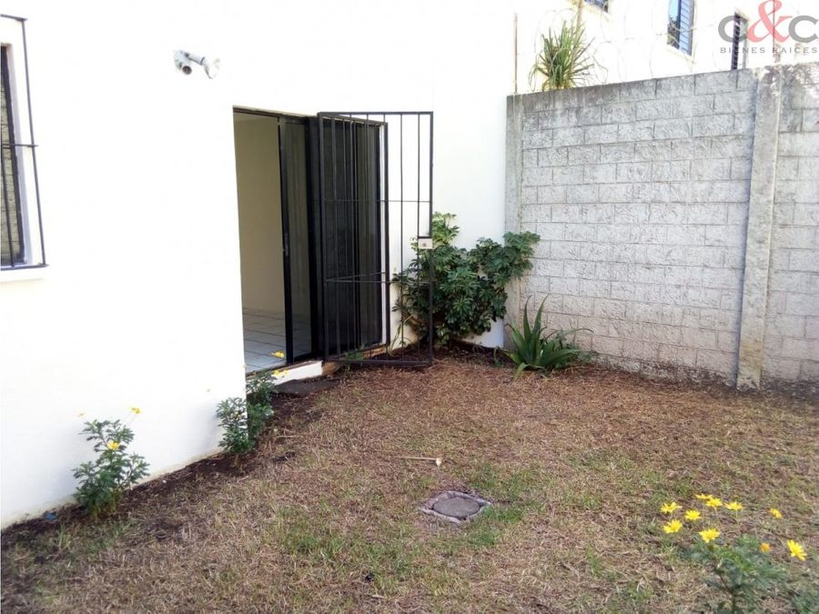 casa en venta condominio villa real