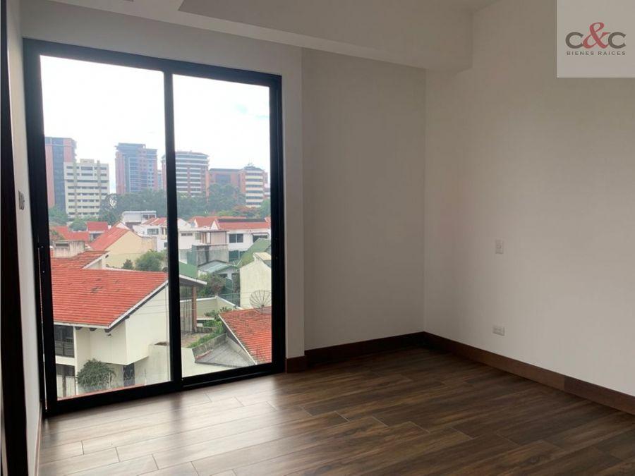 apartamento en renta casa canada zona 14