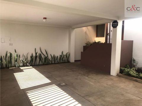 casa en renta zona 14 entrada a la canada