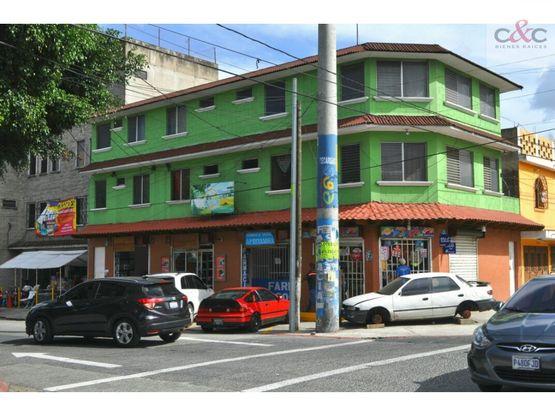 edificio en venta la reformita zona 12