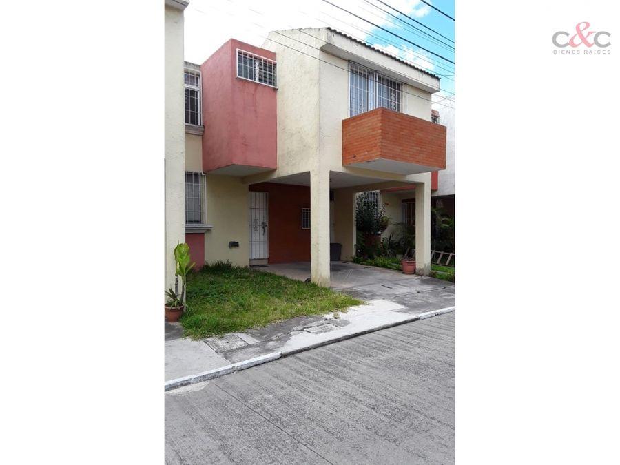 casa en venta villa atlantis zona 17