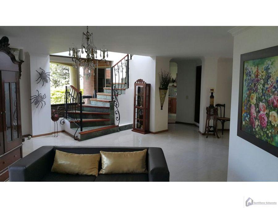 casa parcelacion sabaneta p2 cod 300216