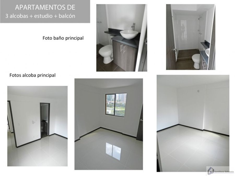venta apartamento en sabaneta 318763