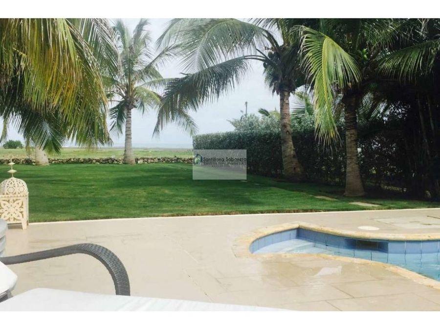 venta casa campestre cartagena cod607754