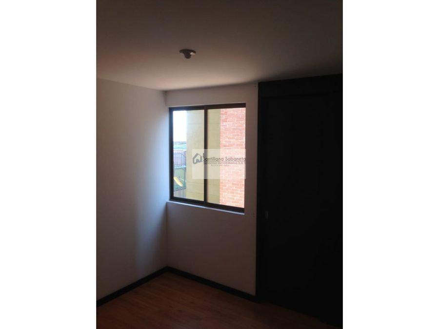 apartamento venta sector sabaneta parque p6