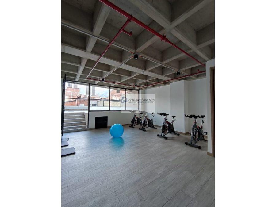 venta apartamento tipo loft sabaneta p c3330694