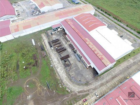 venta de galera en parque industrial de las americas