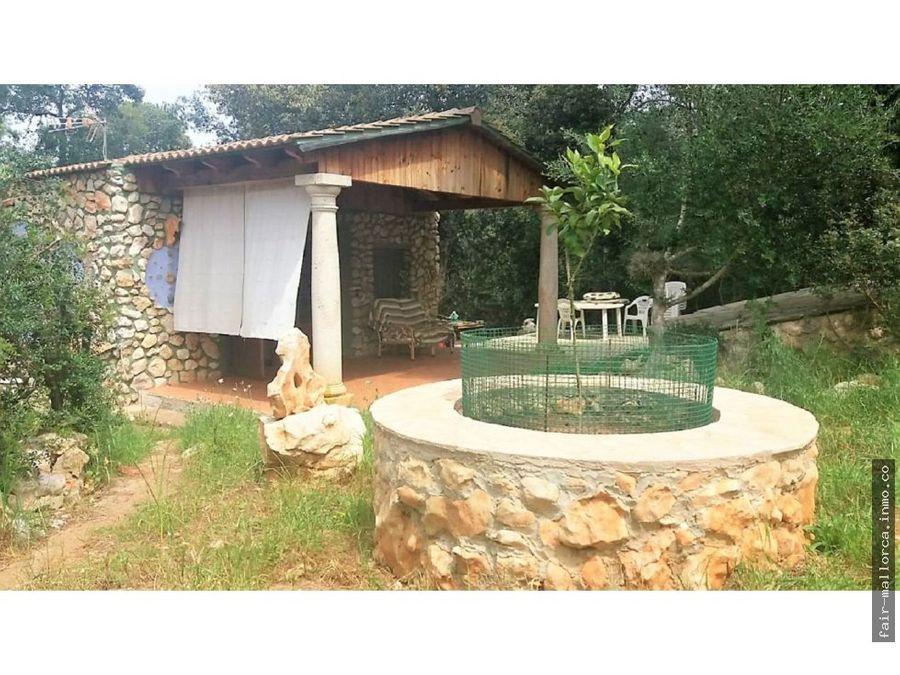 finca de piedra en san juan en plena naturaleza