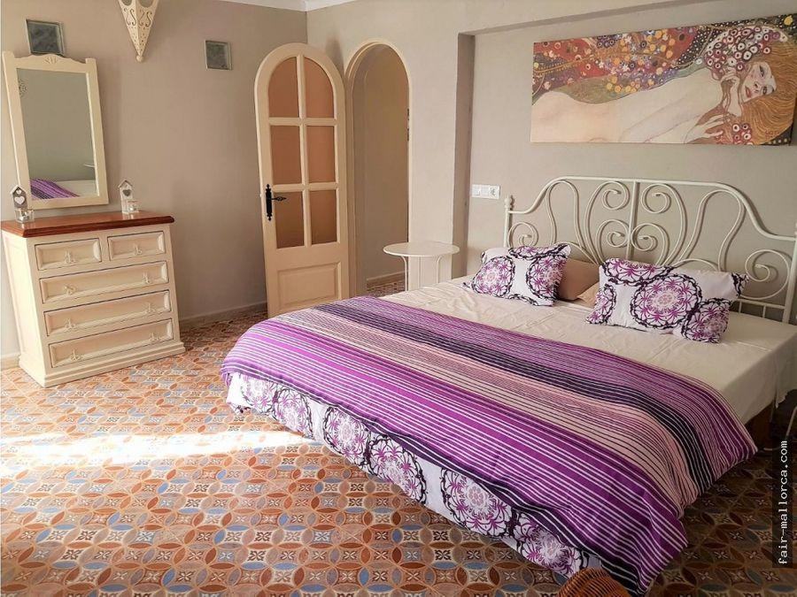 bonito piso en casco antiguo de capdepera