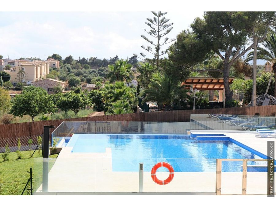 planta baja con jardin a estrenar con piscina