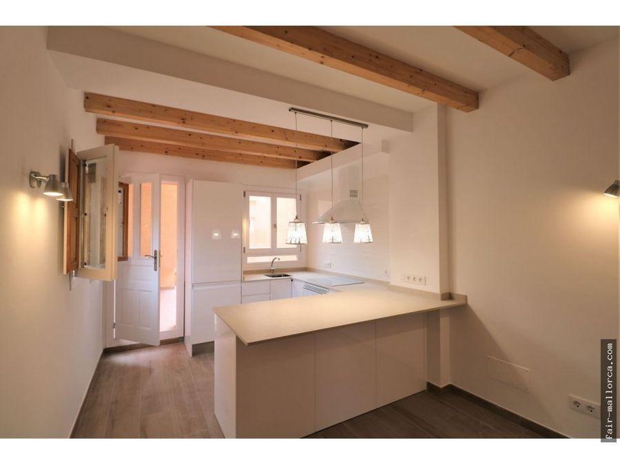 casa con dos pisos completamente reformados en capdepera