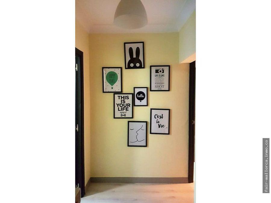 piso moderno en cala bona
