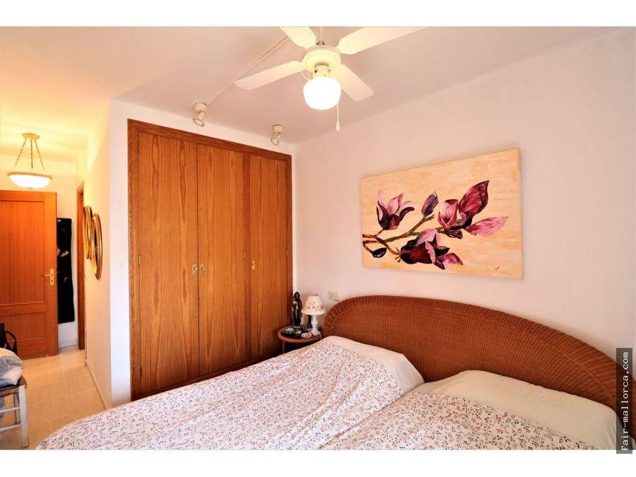 bonito piso con calefaccion y parking en capdepera