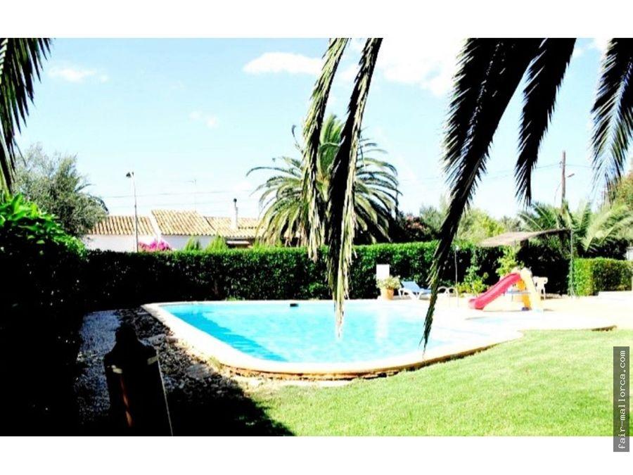 casa pareada con piscina comunitaria en cala anguila