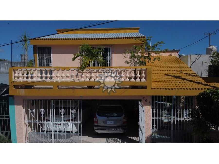 casa en venta en colonos valladolid yucatan
