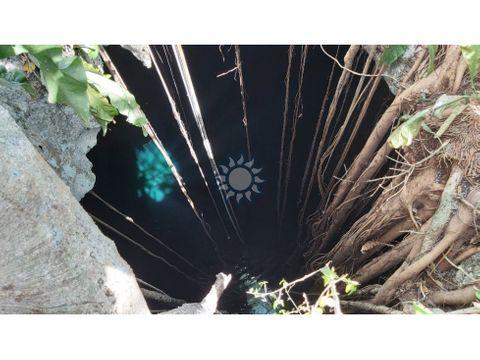 cenote en venta al lado de xibalba