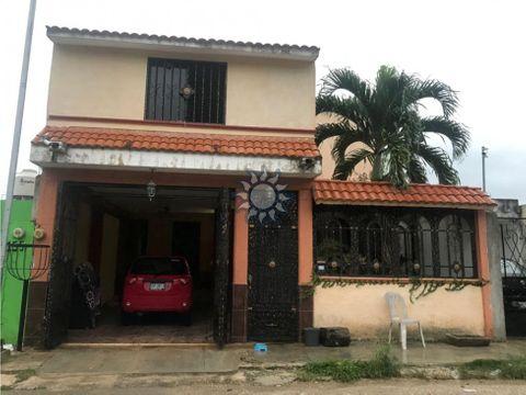 casa en venta en valladolid en la colonia san isidro