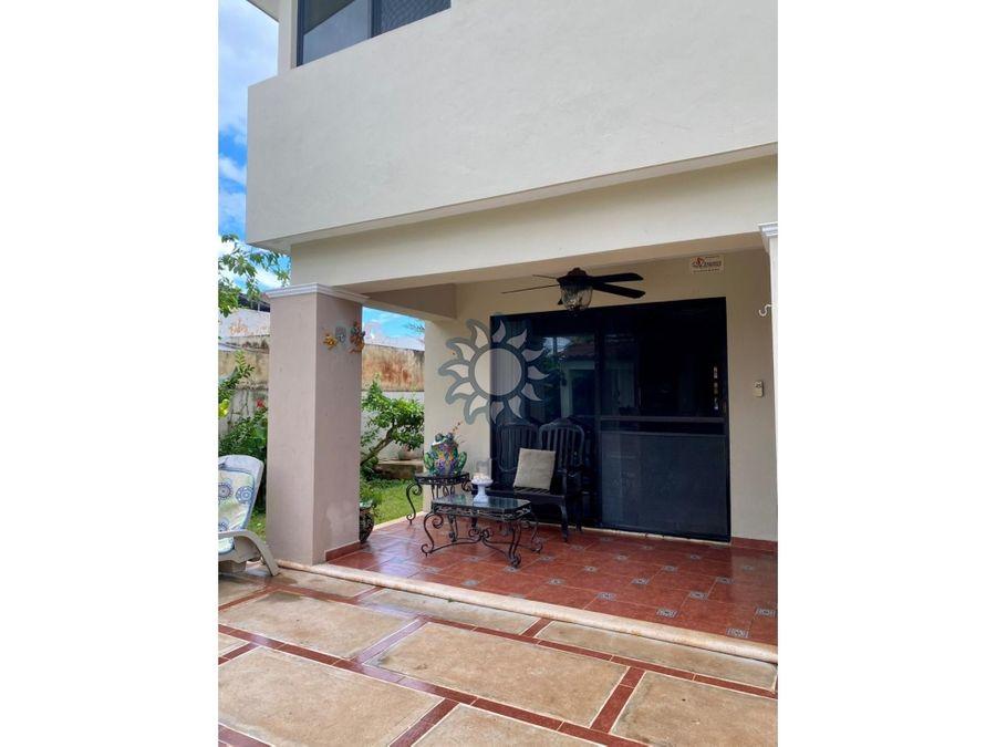residencia en venta en valladolid yucatan