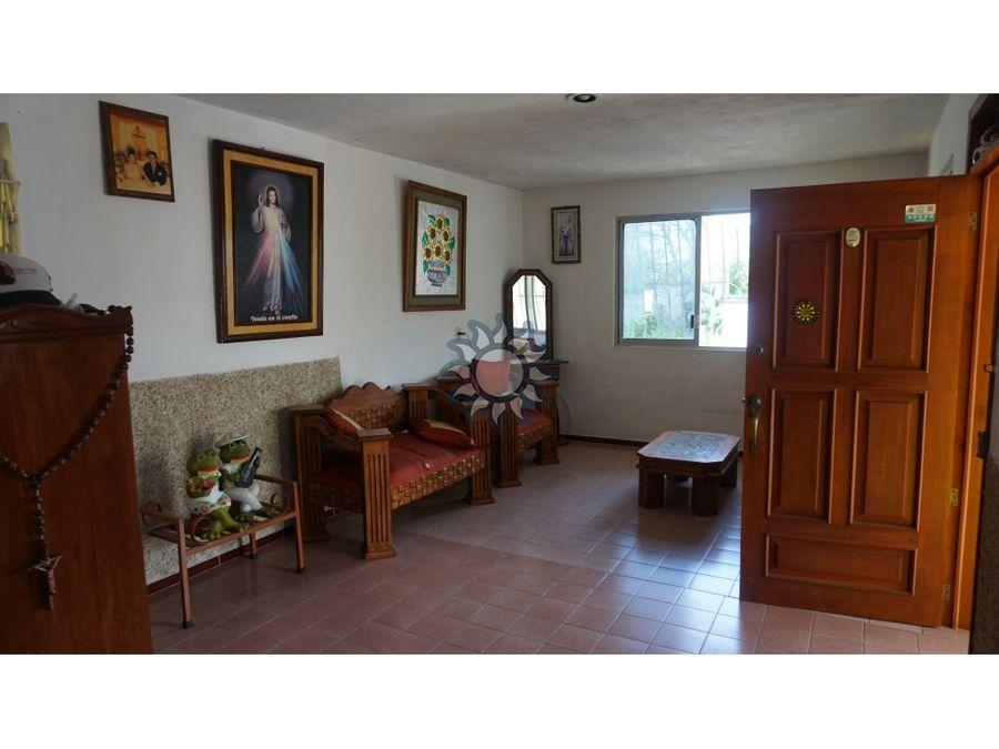 casa con 4 departamentos en venta