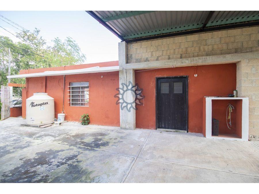 amplia y comoda casa en venta en temozon