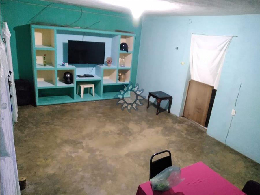 casa en venta encalle principal en santa ana