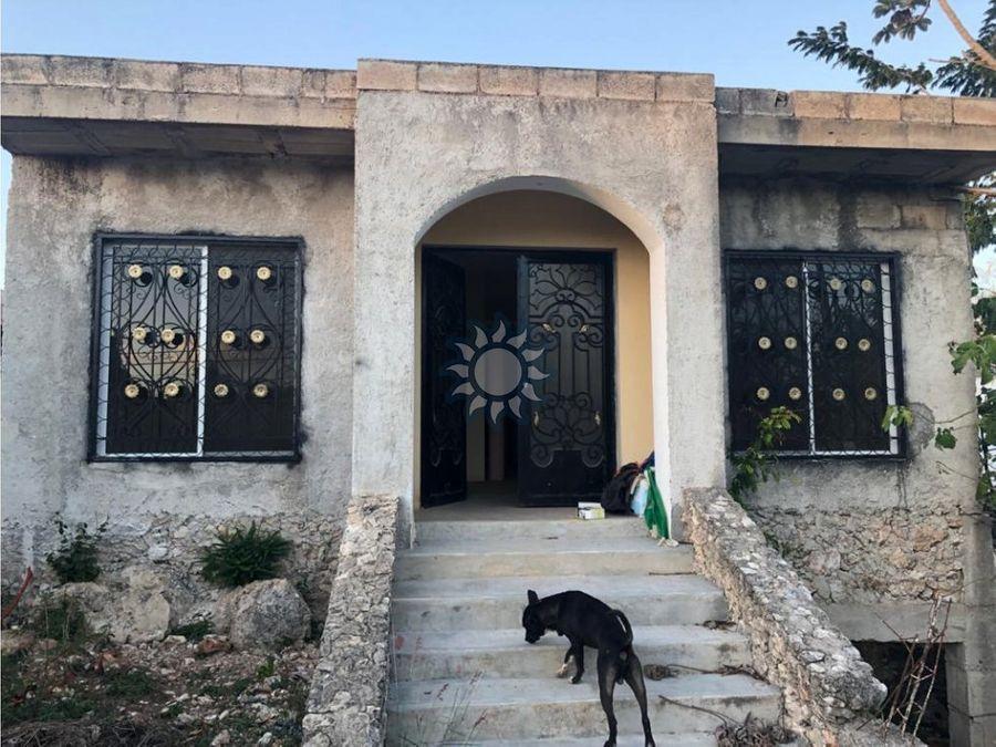 casa en venta en barrio santa lucia