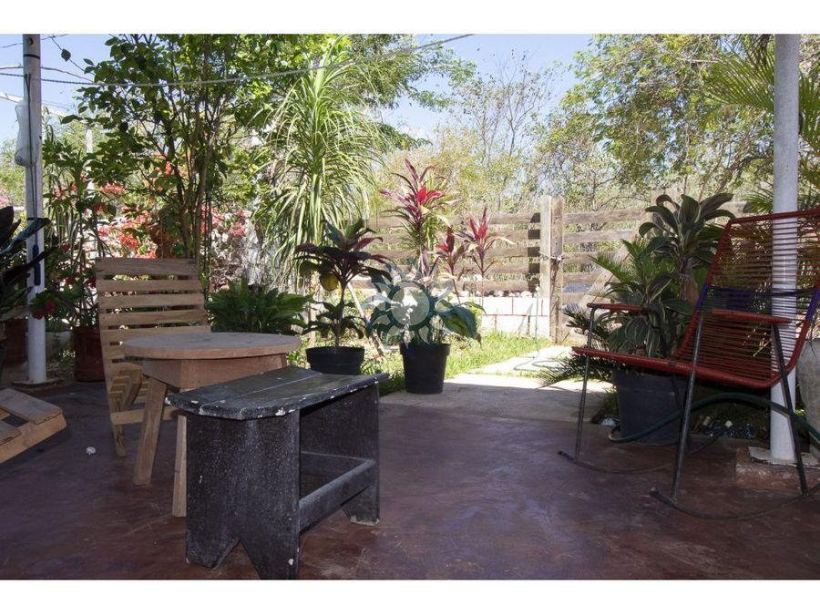 finca campestre en chichimila yucatan