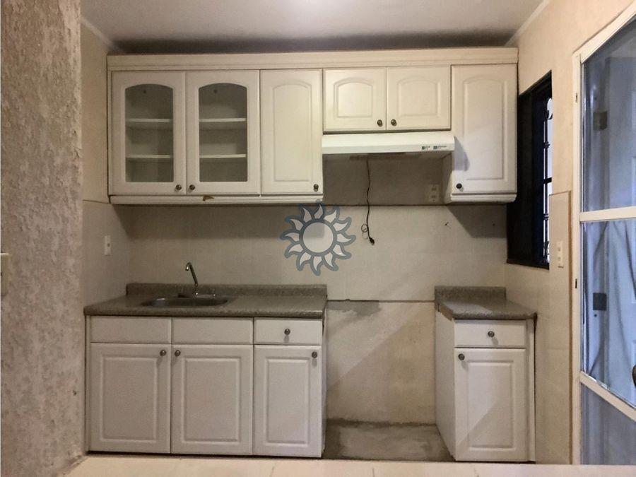 casa en renta en vista alegre