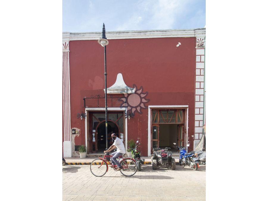 local colonial en renta en el centro de valladolid