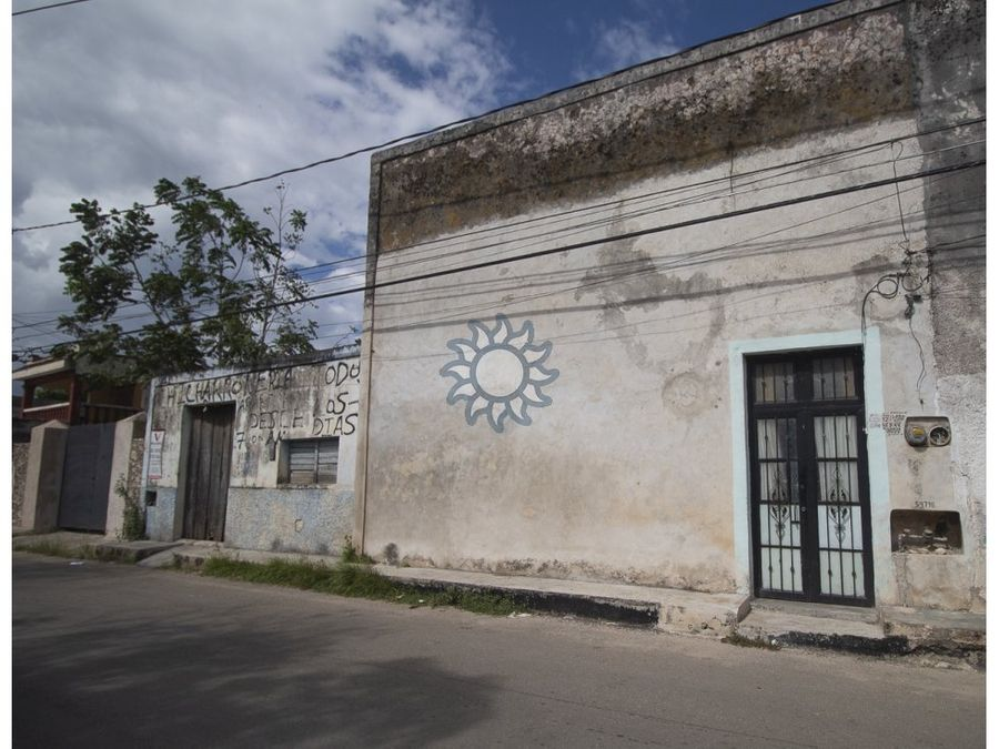 gran casa colonial en venta en valladolid