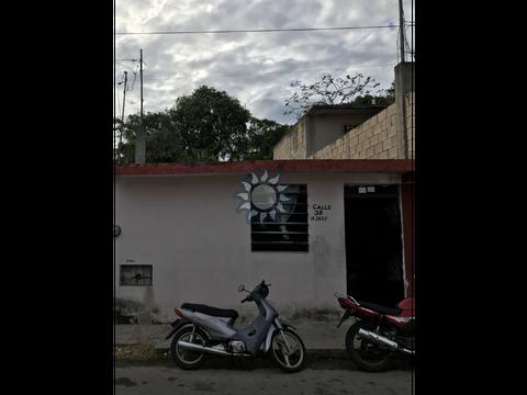 casita en venta centro de valladolid yucatan