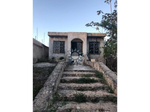 amplia casa en venta en valladolid yucatan