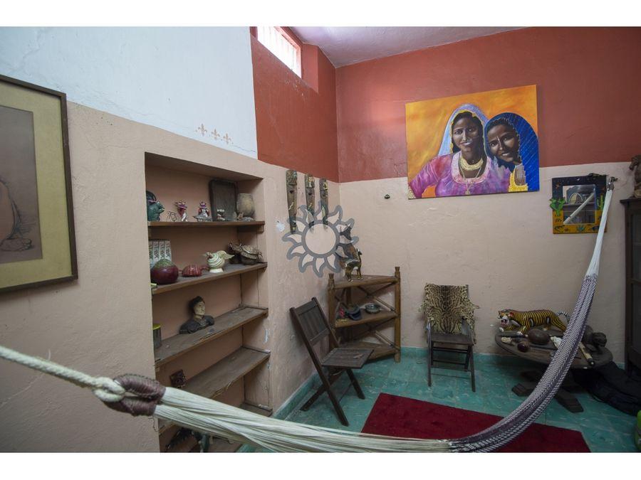 casa sisal colonial en valladolid