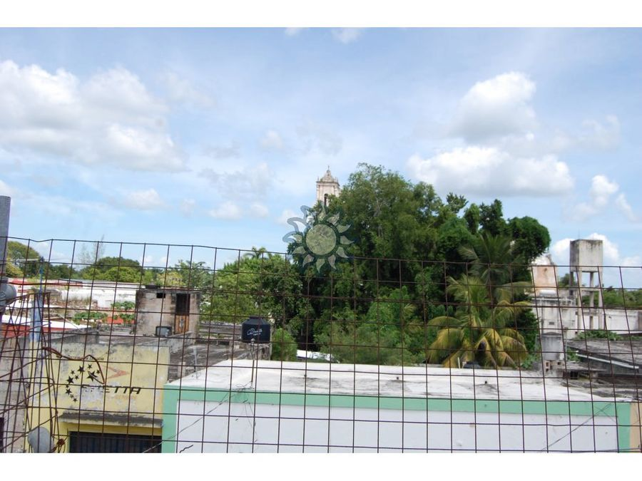 propiedad colonial en el centro