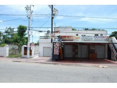 locales comerciales en avenida principal