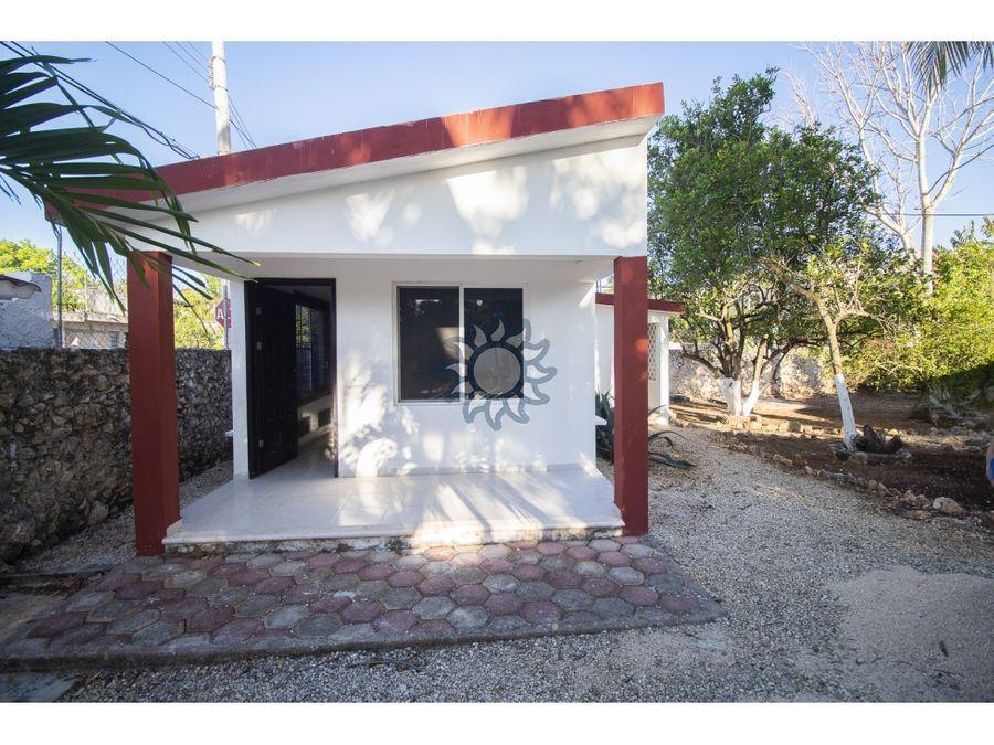 preciosa casa en venta muy cerca del parque de sisal