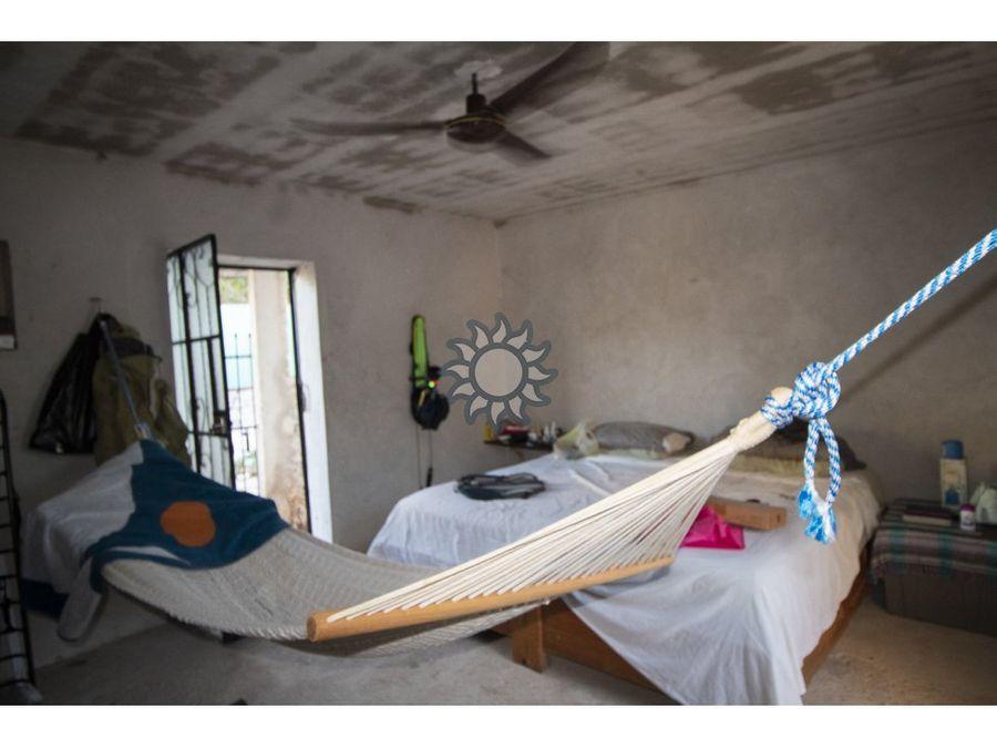 casa equipada en renta en zaciabil
