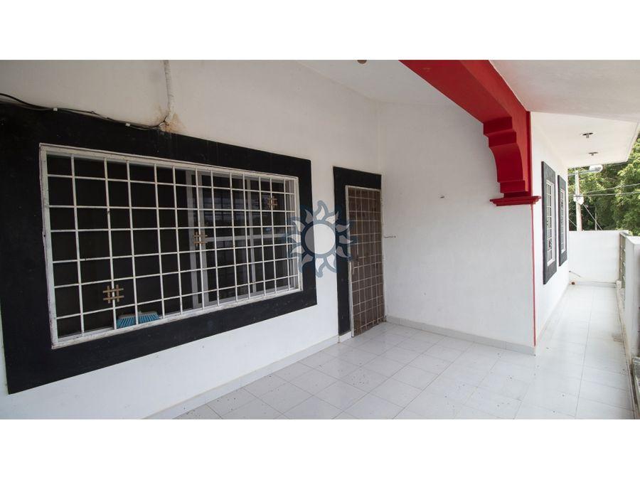 casa en venta y renta cerca del convento de sisal