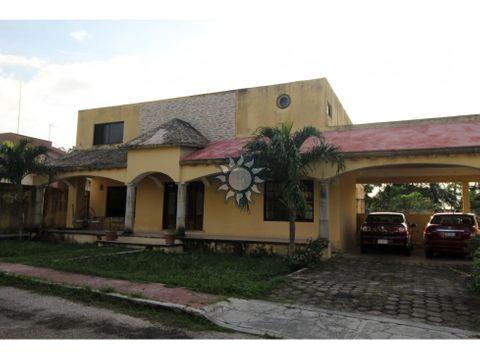 casa en renta en santalucia valladolid yucatan