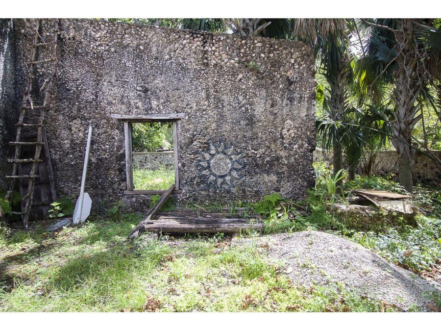 casona colonial cerca de valladolid