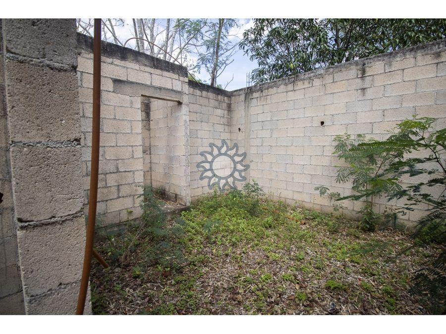 finca campestre cerca de valladolid yucatan
