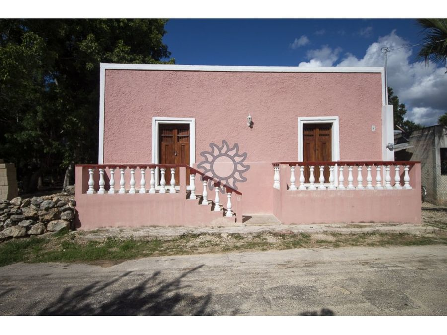 se vende preciosa casa de campo en ebtun